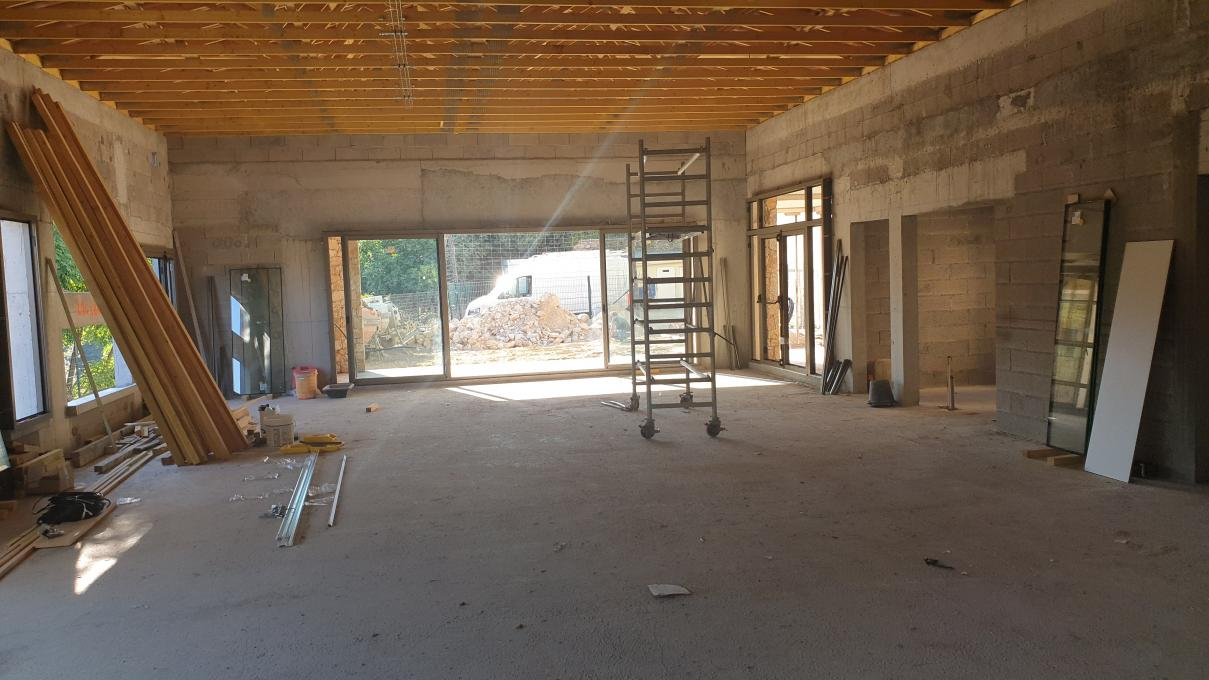 Construction cantine scolaire
